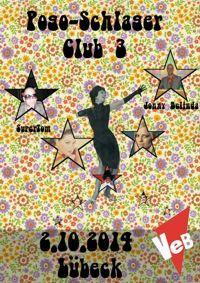 Pogo-Schlager-Club 3 im VeB / Lübeck am 2.10.2014