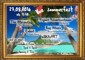 VeB Sommerfest 2016, Lübeck am 27.8.16
