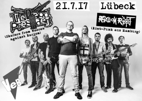 SkaPunk live im VeB Lübeck am 21.7.17