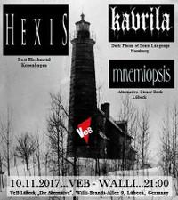 HC/Crust im VeB Lübeck am 10.11.17
