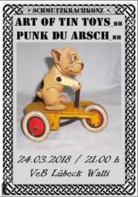Punk im VeB Lübeck am 24.03.18