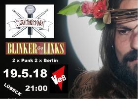 Deutsch-Punk im VeB Lübeck am 19.05.18