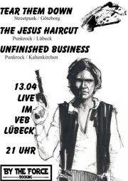 Punk-Konzert im VeB / Lübeck am 13.04.2012
