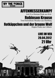 Hardcore-Konzert im VeB / Lübeck am 20.04.2012