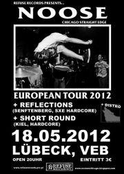 Punk-Konzert im VeB / Lübeck am 18.05.2012