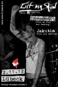 VeB-Punk-Konzert / Lübeck am 2.11.2012