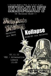 VeB - HC-Konzert / Lübeck am 3.11.2012