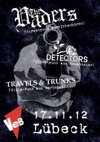 VeB - Streetpunk-Konzert / Lübeck am 17.11.2012