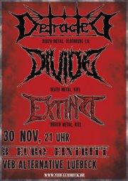 VeB - Metal-Konzert / Lübeck am 30.11.2012