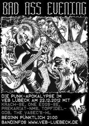 VeB - Punk-Konzert / Lübeck am 22.12.2012