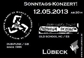 Punk-Konzert mit