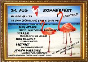 VeB Sommerfest / Lübeck am 24.8.2013