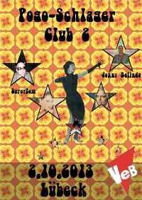 Pogo-Schlager-Club 2 im VeB / Lübeck am 02.10.2013