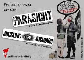 Punk im VeB / Lübeck am 23.5.2014