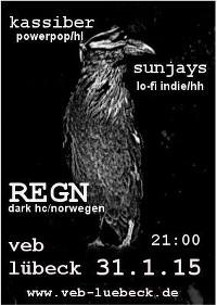Punk am 31.1.15 im VeB Lübeck