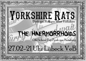Punk am 27.2.15 im VeB Lübeck
