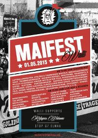 Das Walli-Maifest 2015