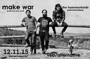 Punk im Veb Lübeck am 12.11.15