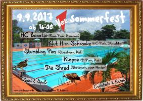 VeB-Sommerfest 2017, Lübeck am 9.9.17