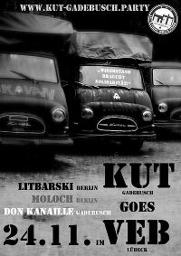KuT goes VeB Lübeck am 24.11.17